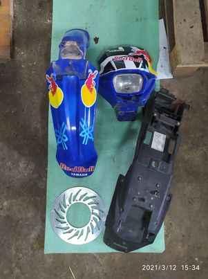 Sprzedam części motocrossowe Opoczno - zdjęcie 3