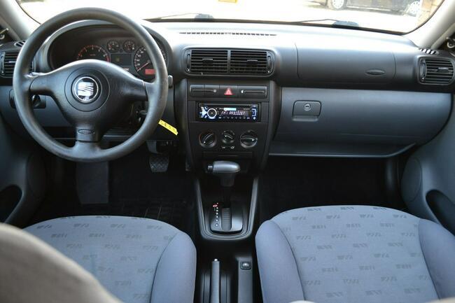 Seat Leon Stella*Klimatyzacja*1.6 SR* Częstochowa - zdjęcie 8