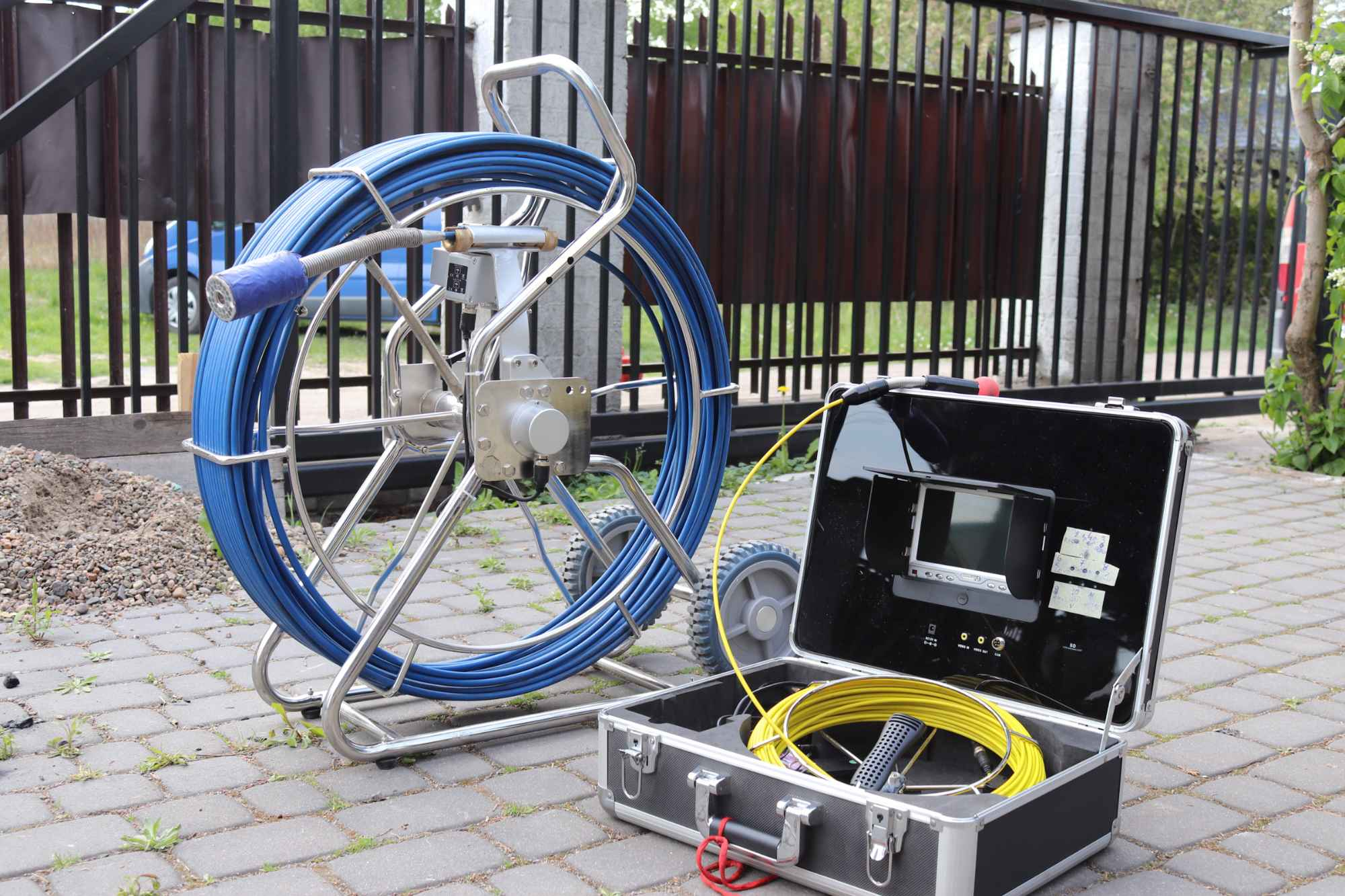 wywóz szamba odtykanie  rur kanalizacji KingKan WOŁOMIN787342182 Wołomin - zdjęcie 1