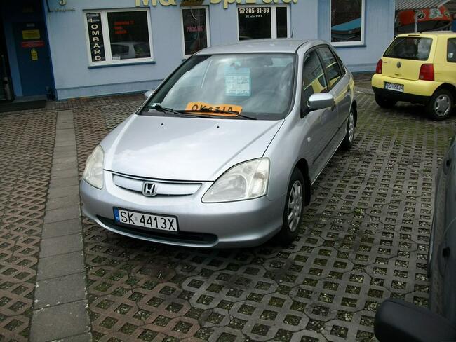 Honda Civic Katowice - zdjęcie 3