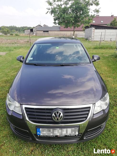 VW Passat B6 2.0 TDI CR 140 KM 2009r Bełchatów - zdjęcie 8