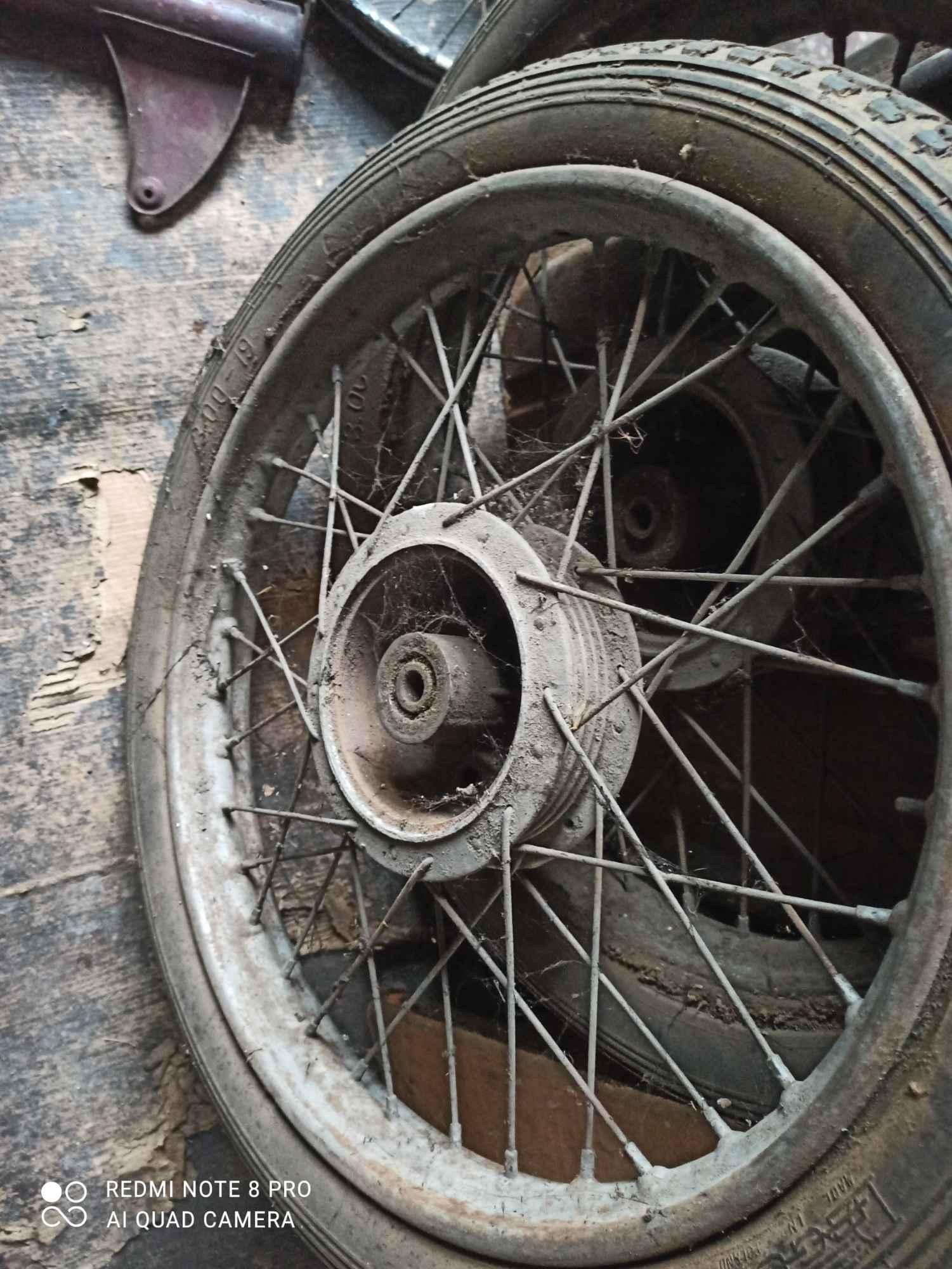 WSK  i inne części do motocykli Prl-zestaw! Częstochowa - zdjęcie 11