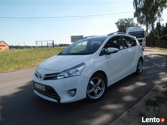 Toyota Verso 1.6 112KM Multimedia, Kamera Klimatronik WEBASTO Kalisz - zdjęcie 2