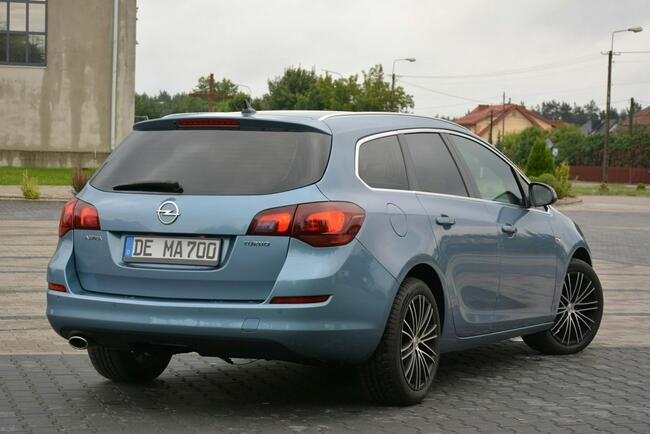 """1.4T(140KM)*Xenon*Navi*Ledy*2xParktronic*Alu 17""""ASO Opel Ostrów Mazowiecka - zdjęcie 12"""