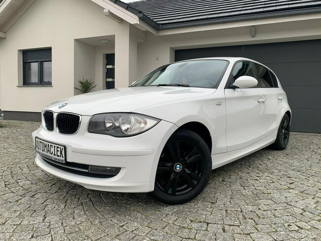 BMW 116 BENZYNA, SUPER STAN, GWARANCJA! Kamienna Góra - zdjęcie 1