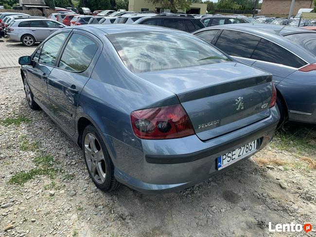 Peugeot 407 Sedan 1,6 HDI Klimatronic Zarejestrowany !!! Gostyń - zdjęcie 4