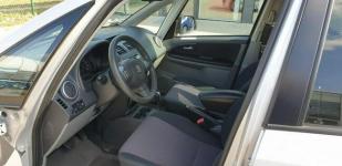 Suzuki SX4 GS Warszawa - zdjęcie 9