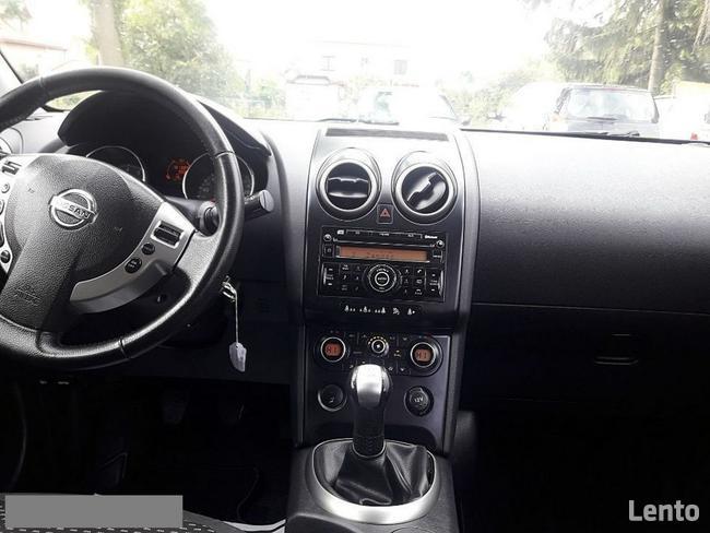 Nissan Qashqai Sprowadzony oplacony.Auto z Gwarancja Zamość - zdjęcie 7