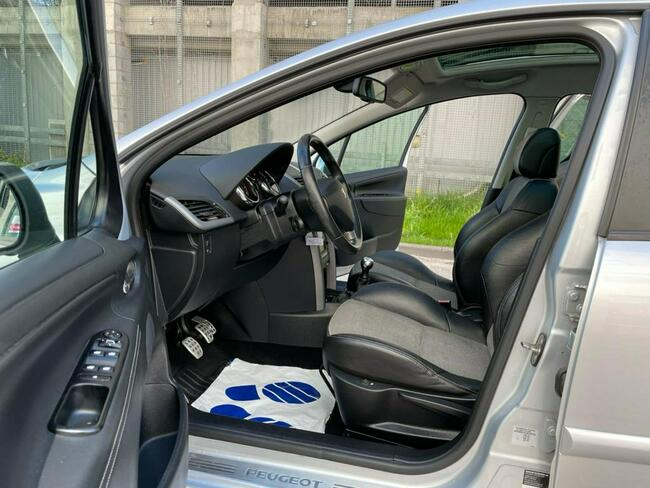 Peugeot 207 SW GTI 1.6T Manual Klima Skóra PDC Lublin - zdjęcie 11