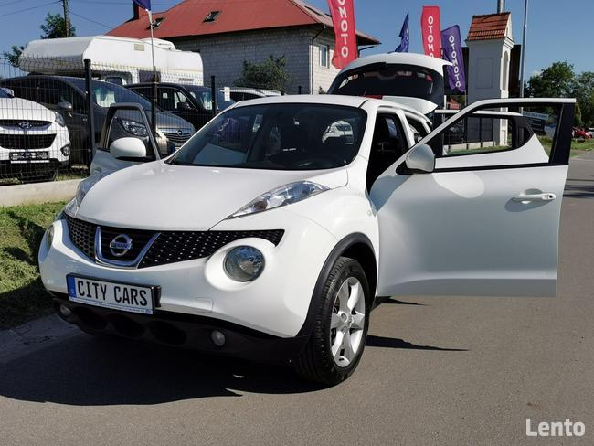 Nissan Juke 1.6 B 117 KM Jedyne 84 tys. km 1 właściciel z Niemiec Rzeszów - zdjęcie 7
