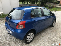 Toyota Yaris 1.3 benzyna, klima, 1 właściciel, bezwypadek, 100% serwis Leszno - zdjęcie 6