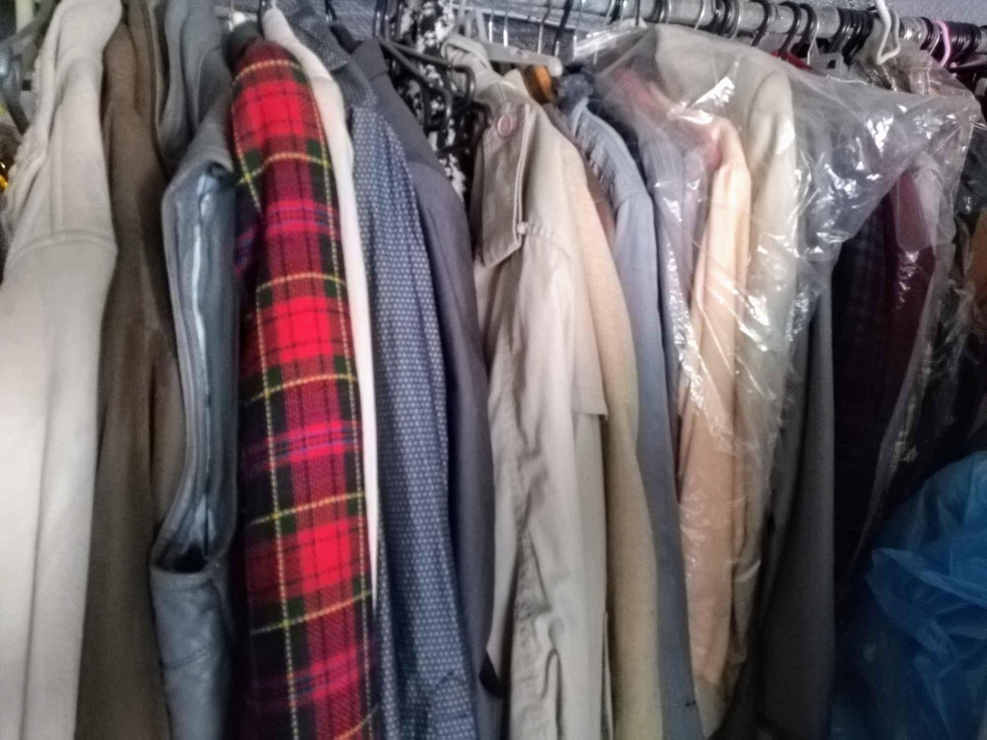 Odzież  sortowana gat.|  + wiele innych Śródmieście - zdjęcie 1