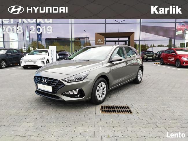 Hyundai I30 110KM Classic Plus Abonament Poznań - zdjęcie 1