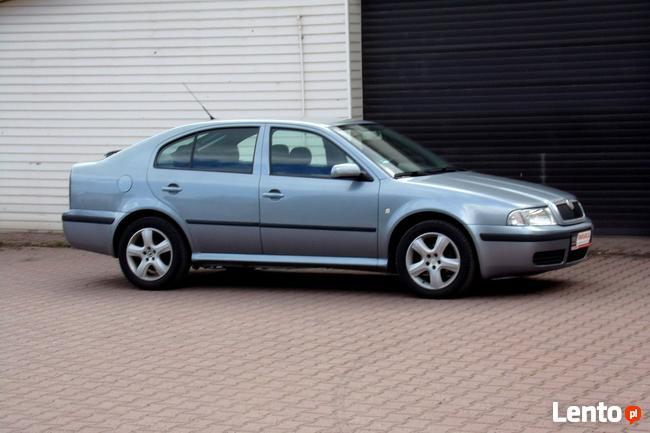 Škoda Octavia Klimatyzacja / Gwarancja / 1,6 / MPI /2006 Mikołów - zdjęcie 7