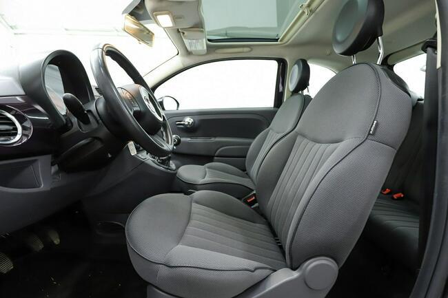 Fiat 500 DARMOWA DOSTAWA, MPI, klima, multifunkcja, PDC, hist serwis Warszawa - zdjęcie 10
