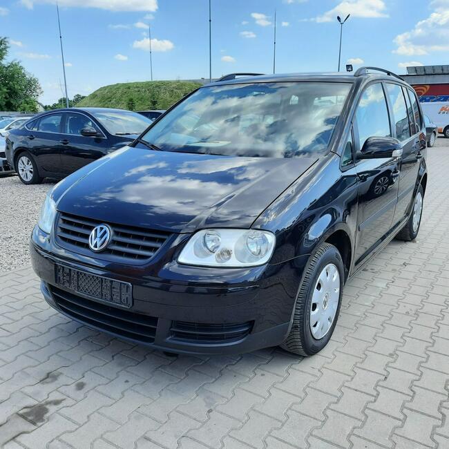 Volkswagen Touran Kutno - zdjęcie 1