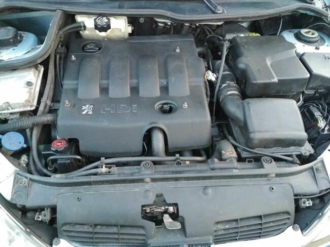 Peugeot 206SW doinwestowany bez DWUMASY Sosnowiec - zdjęcie 8