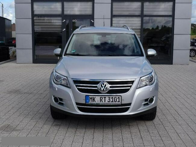 Volkswagen Tiguan 1.4 TSI 150KM! 4X4! Bezwypadkowy! Serwis! Opłacony! Kościerzyna - zdjęcie 4