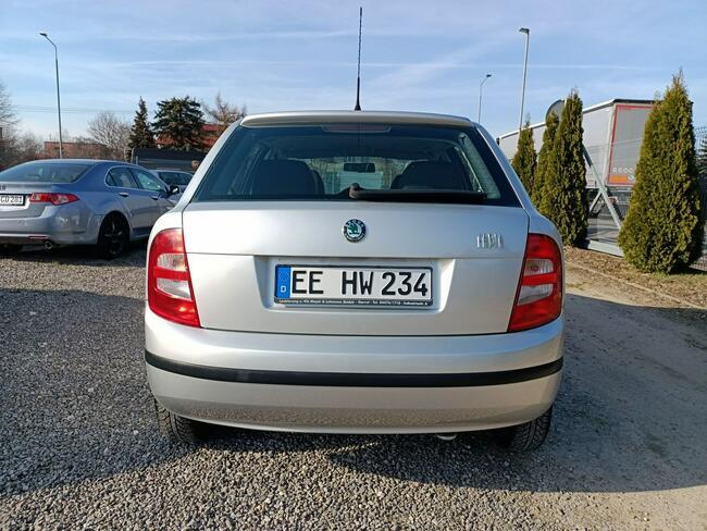 Škoda Fabia 1.4 Klima Comfort Serwis Piekna z Niemiec Radom - zdjęcie 6