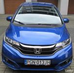 Honda Jazz Elegance 1,3 i-VTEC automat CVT niebieski metalik Gniezno - zdjęcie 3