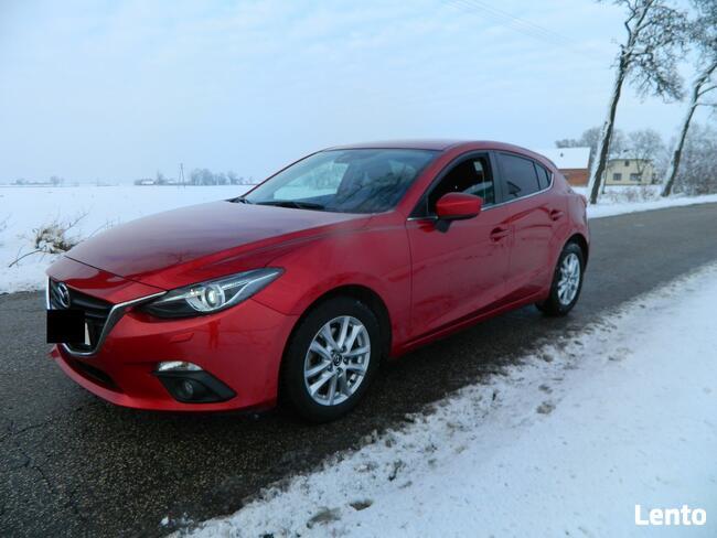 Mazda 3 SKYACTIV-D IDEAŁ Navi Alu Kamera Piotrków Kujawski - zdjęcie 2