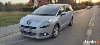 Peugeot 5008 1,6 e-HDI 112KM 2013r zarejestrowany Skarżysko-Kamienna - zdjęcie 2