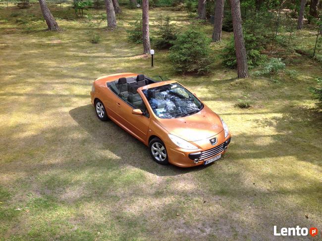 Kabriolet Peugeot 307 CC Śródmieście - zdjęcie 1