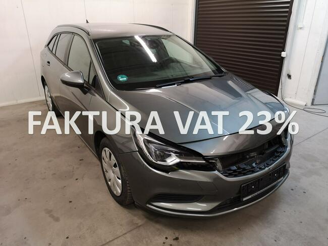 Opel Astra faktura VAT 23%, niski przebieg, opłacony, transport GRATIS Niepruszewo - zdjęcie 1