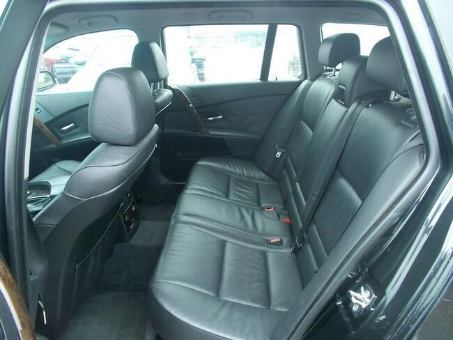 BMW 530 3,0D 231PS!!!NAVI!!AUTOMAT!!! Białystok - zdjęcie 8