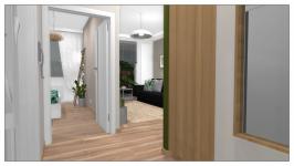 Wynajem mieszkania Rzeszów- NOWE, LUKSUSOWE Z GARAŻEM I KOMÓRKĄ Rzeszów - zdjęcie 5