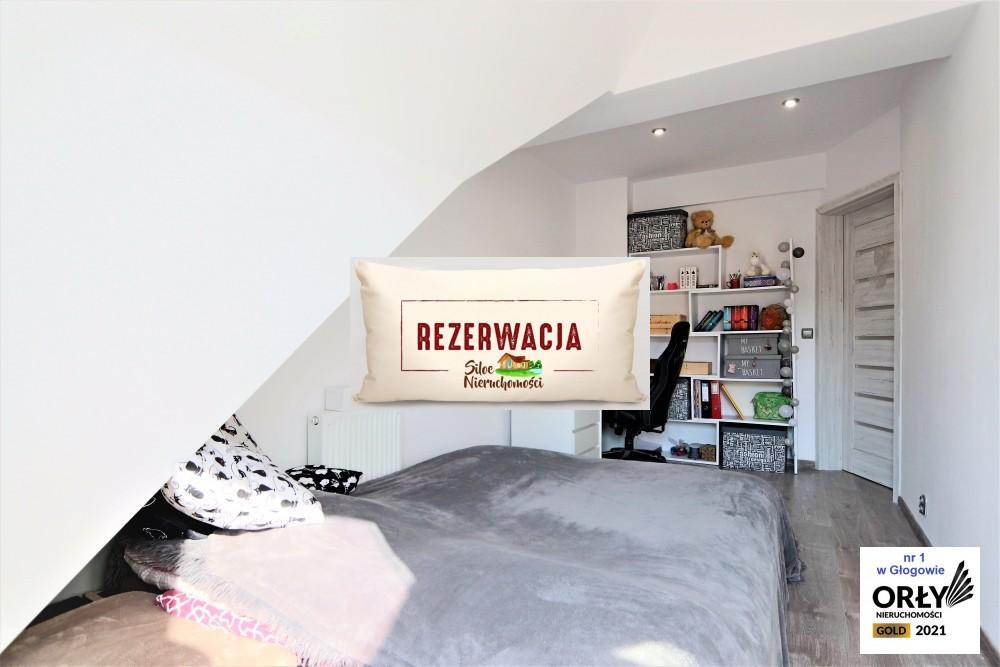 Unikatowe 2 poziomowe mieszkanie na Starym Mieście Głogów - zdjęcie 8