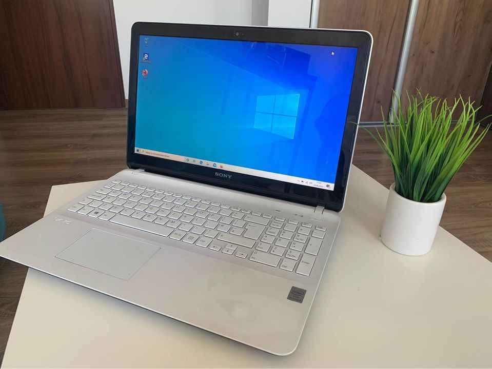 Elegancki Laptop Sony Vaio Żywiec - zdjęcie 1