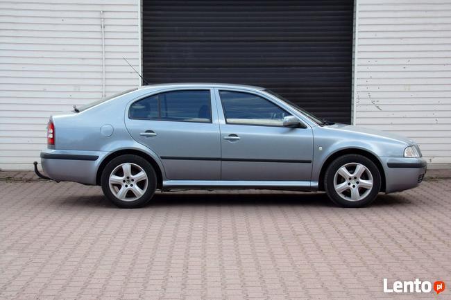Škoda Octavia Klimatyzacja / Gwarancja / 1,6 / MPI /2006 Mikołów - zdjęcie 8