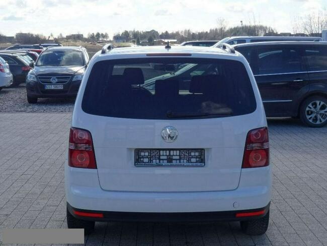 Volkswagen Touran 1.4TSI 140KM Serwis Bezwypadkowy Szyberdach Opłacony Kościerzyna - zdjęcie 8
