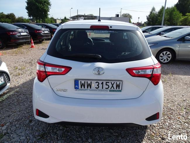 Toyota Yaris 1.0 Salon PL! 1 wł! ASO! FV23%! Transport GRATIS Warszawa - zdjęcie 7