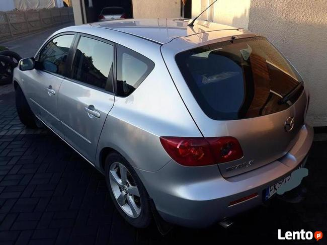Mazda3 lpg zadbana dofinansowana Kościan - zdjęcie 3