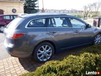 Mazda 6 Kombi 2.0 TDi Exklusive pełne wyposażenie 2009r Kalisz - zdjęcie 3