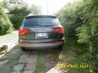 Sprzedam samochód osobowy AUDI Q 7  4,2  FSI QATTRO , model Q7 05-09 Słupsk - zdjęcie 5