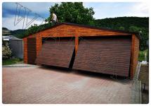Garaze blaszane, blaszaki, schowki budowlane, wiaty, hale. Kielce - zdjęcie 6