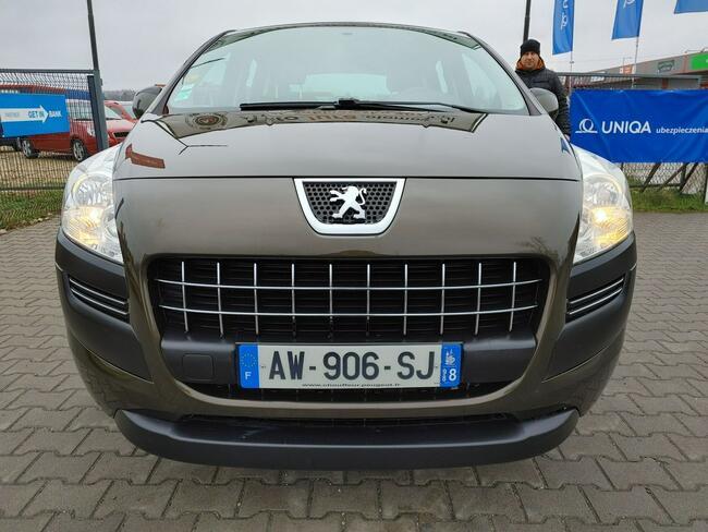 Peugeot 3008 1.6Hdi piękny kolor Klima zadbane rodzinne auto Opłacony Częstochowa - zdjęcie 7