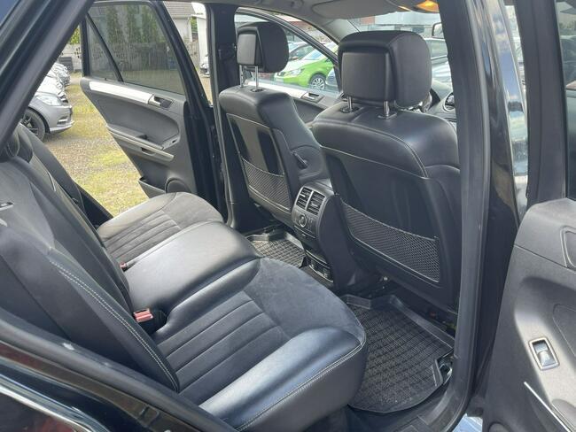 Mercedes ML 280 Zarejestrowany, navi, automat, 4x4! Zbąszyń - zdjęcie 7