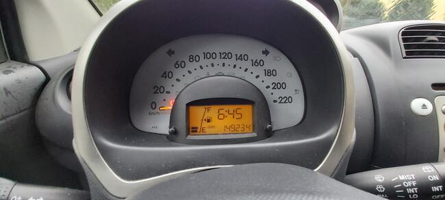 Daihatsu Sirion 1,3b 87KM 2007r 149250km klimatyzacja Skarżysko-Kamienna - zdjęcie 9