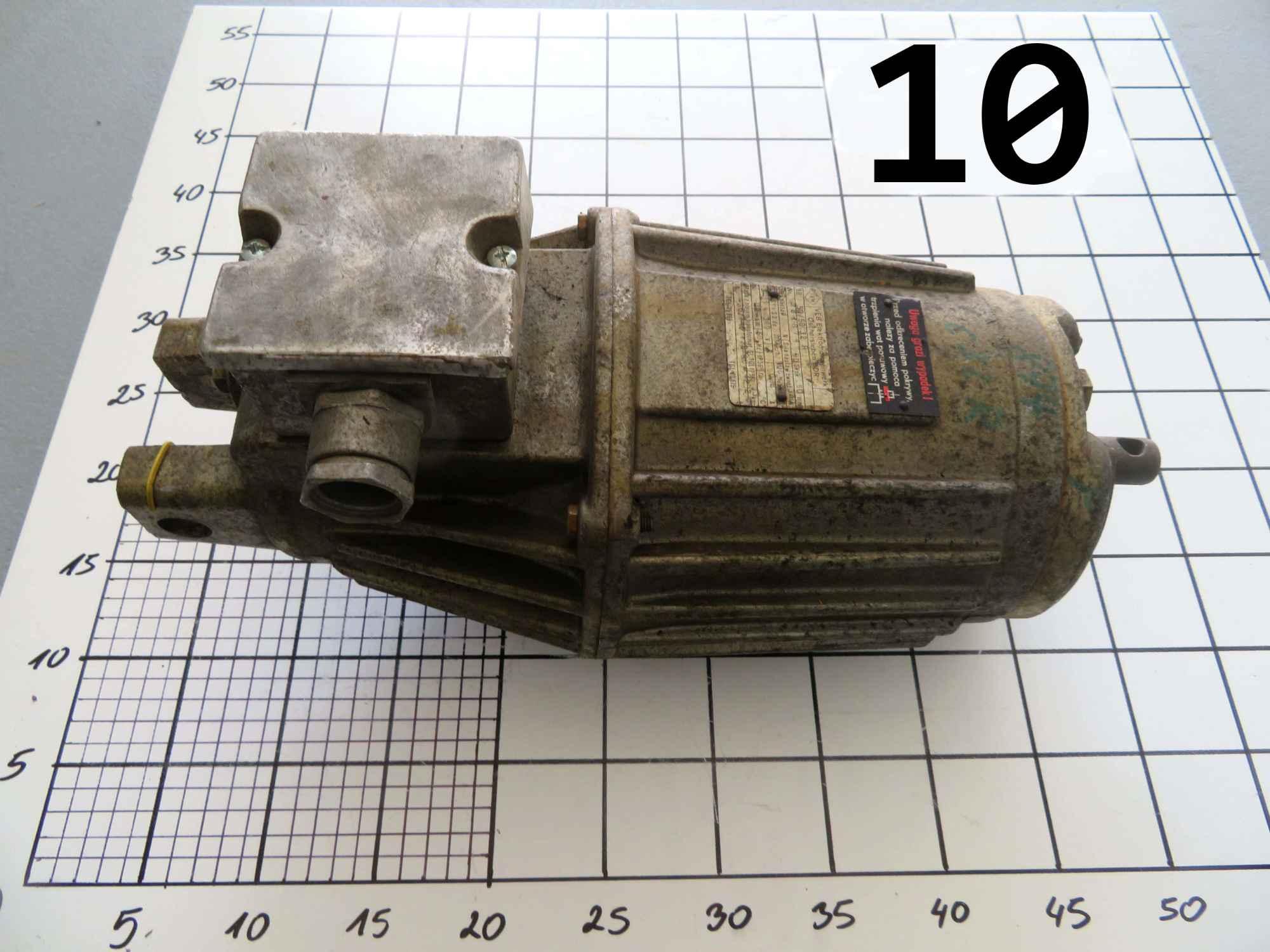 Części do żurawia ŻB 75/100, dźwig, elementy używane Luboń - zdjęcie 11