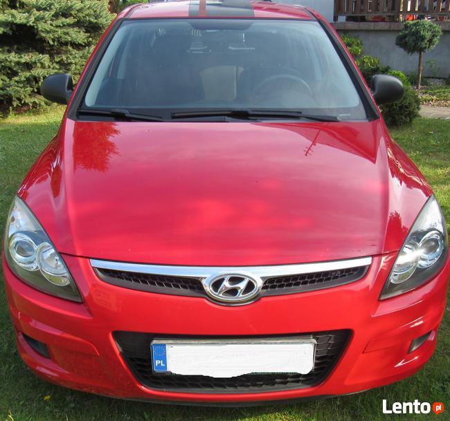 Hyundai i30 2009 benzyna 1.4 Ostrołęka - zdjęcie 1