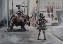 Pejzaże – malarstwo olejne na zamówienie Szczecin - zdjęcie 9