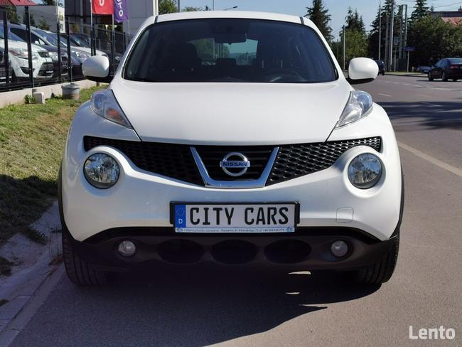Nissan Juke 1.6 B 117 KM Jedyne 84 tys. km 1 właściciel z Niemiec Rzeszów - zdjęcie 2