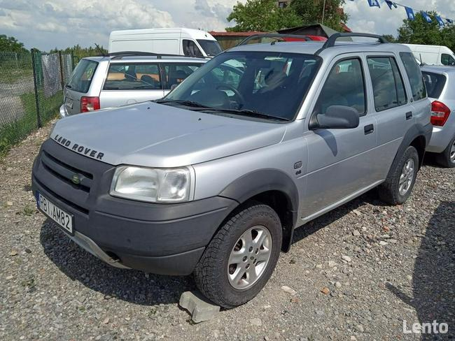 Land Rover Freelander Lublin - zdjęcie 1
