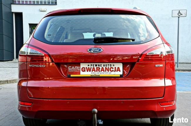 Ford Mondeo 2,0 TDCi Raty Zamiana Gwarancja Opłacony Kutno - zdjęcie 8