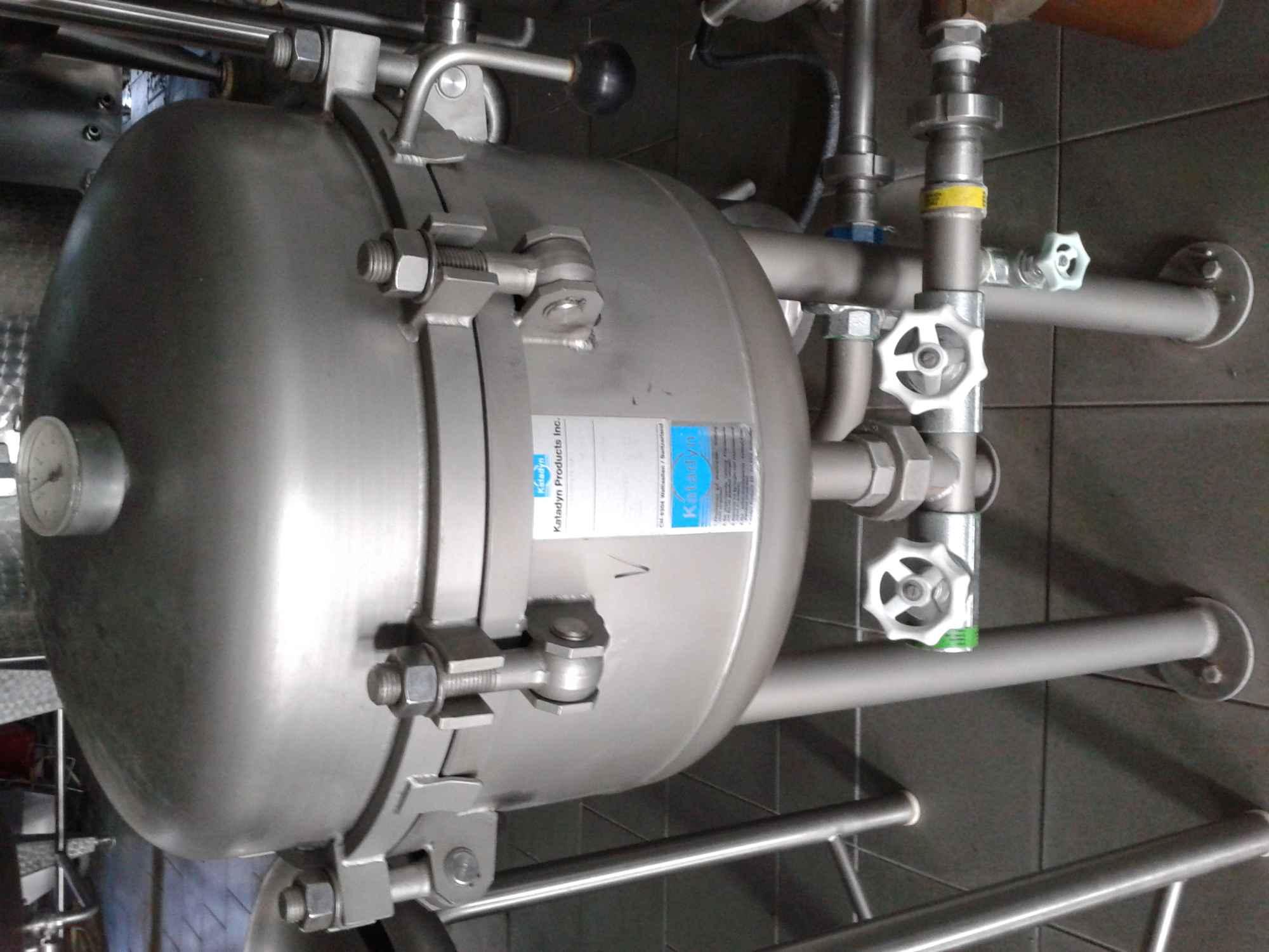 Linia produkcyjna/maszyny do produktów mleczarskich Dzierżoniów - zdjęcie 9