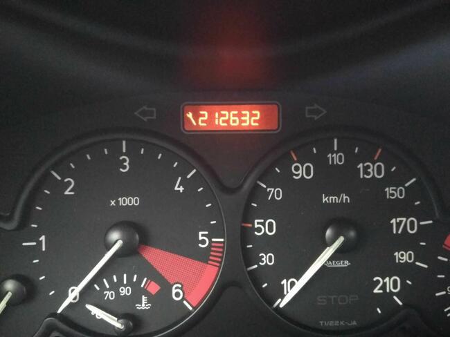 Peugeot 206SW doinwestowany bez DWUMASY Sosnowiec - zdjęcie 7